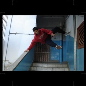 Worldwide Jam introduces the parkour photography of Vernin Uchong - to see more parkour and freerunning pics from around the world - click here