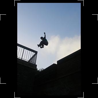 Worldwide Jam introduces the parkour photography of Danny Walasek - to see more parkour and freerunning pics from around the world - click here