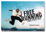 Photo and link to FreeRunning Book