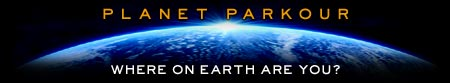 Banner for Planet Parkour