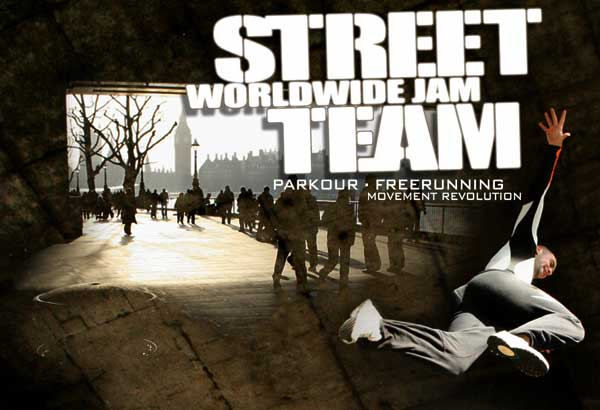 Photo of Worldwide JAM Street Team - Click here for more information