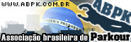 Banner and link to the parkour and freerunning website of association brasil pk