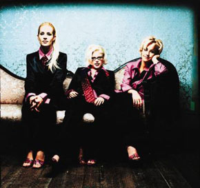 Publicity photo of the Dixie Chicks