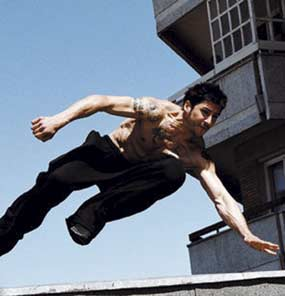 Pic of David Belle