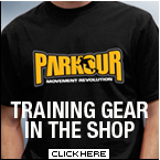 Link to Parkour and FreeRunning Shop